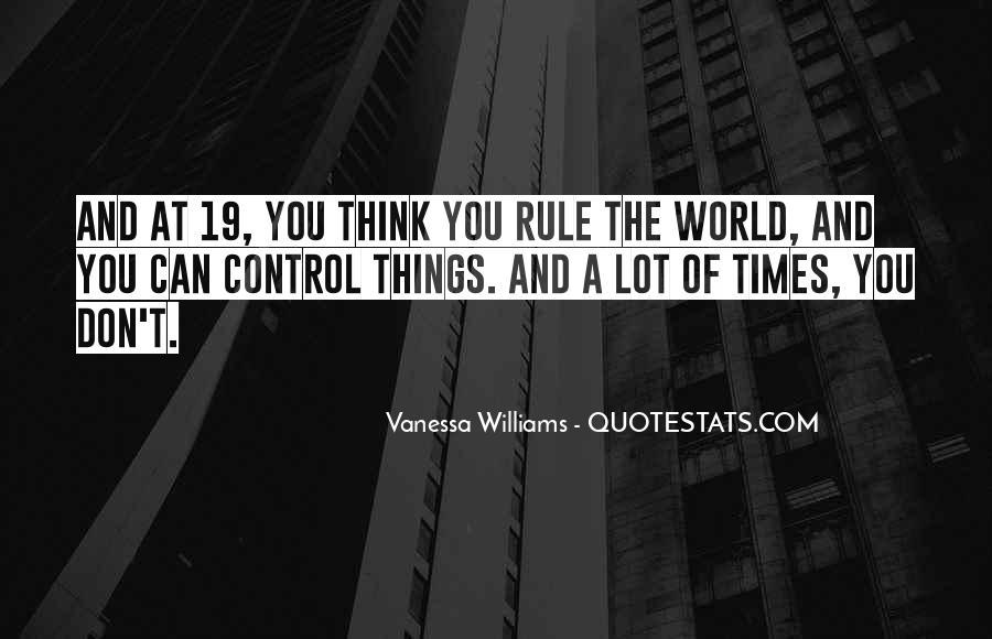 Vanessa Williams Quotes #1433828
