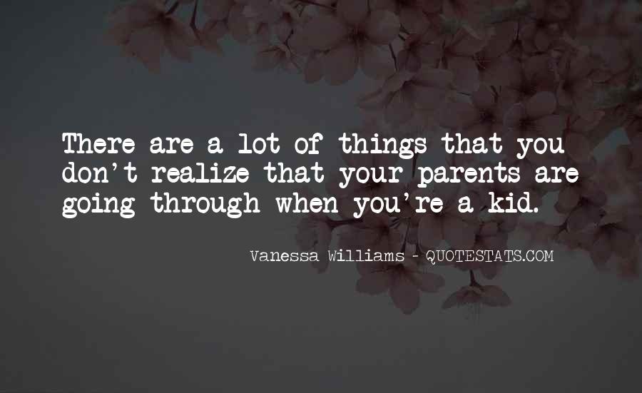 Vanessa Williams Quotes #1731804
