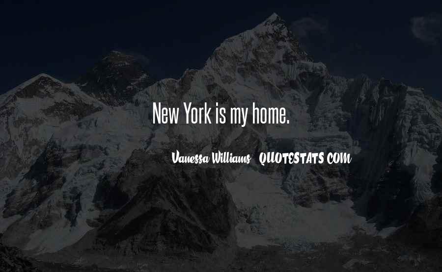Vanessa Williams Quotes #1794602