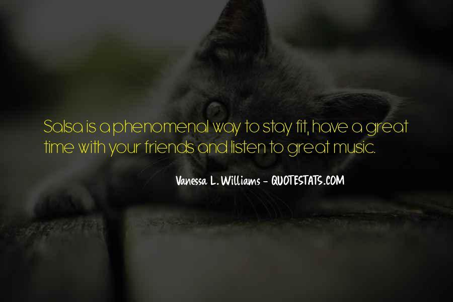 Vanessa Williams Quotes #286815