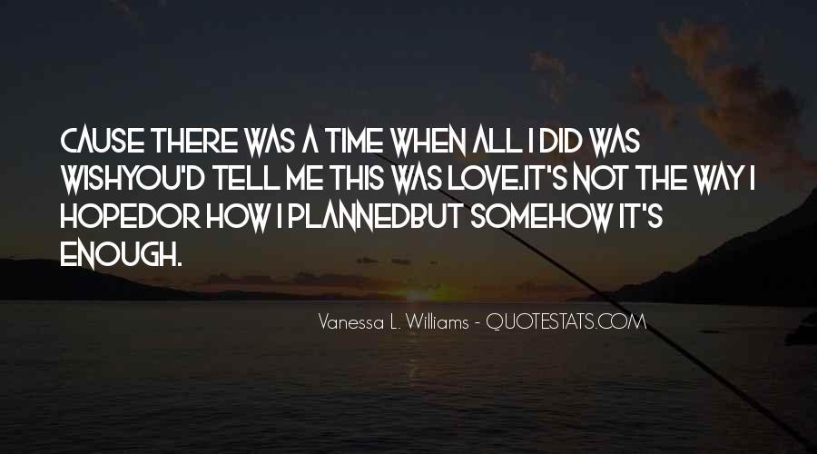 Vanessa Williams Quotes #388640