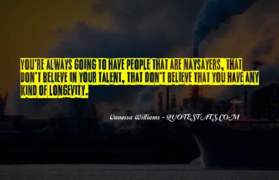 Vanessa Williams Quotes #835637
