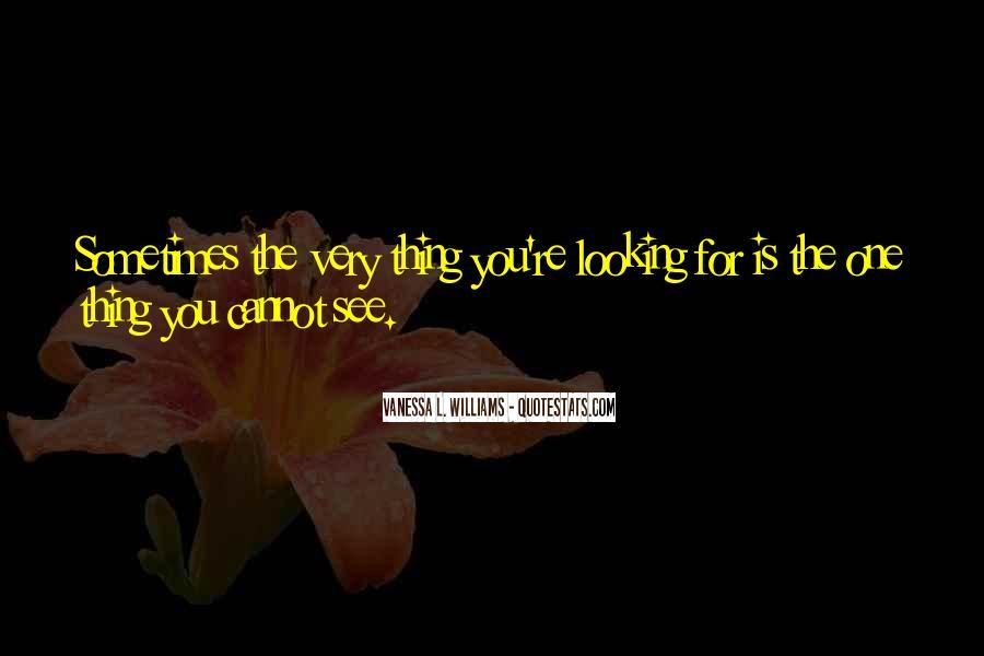 Vanessa Williams Quotes #971609