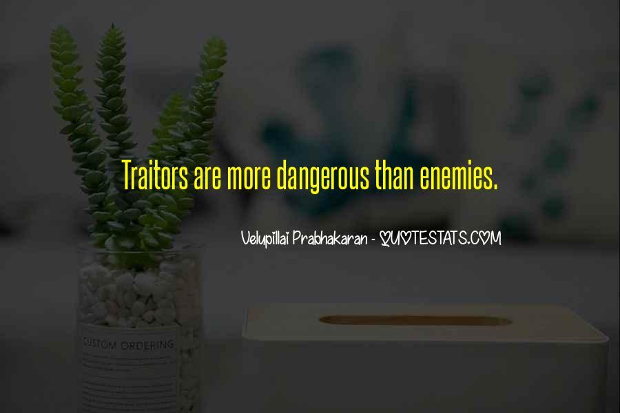 Velupillai Prabhakaran Quotes #1131510