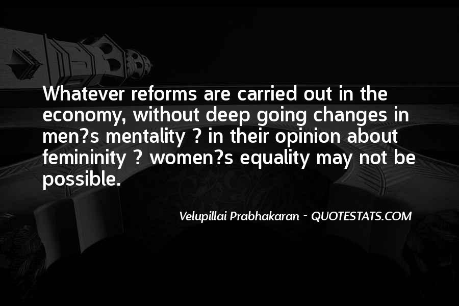 Velupillai Prabhakaran Quotes #1413497