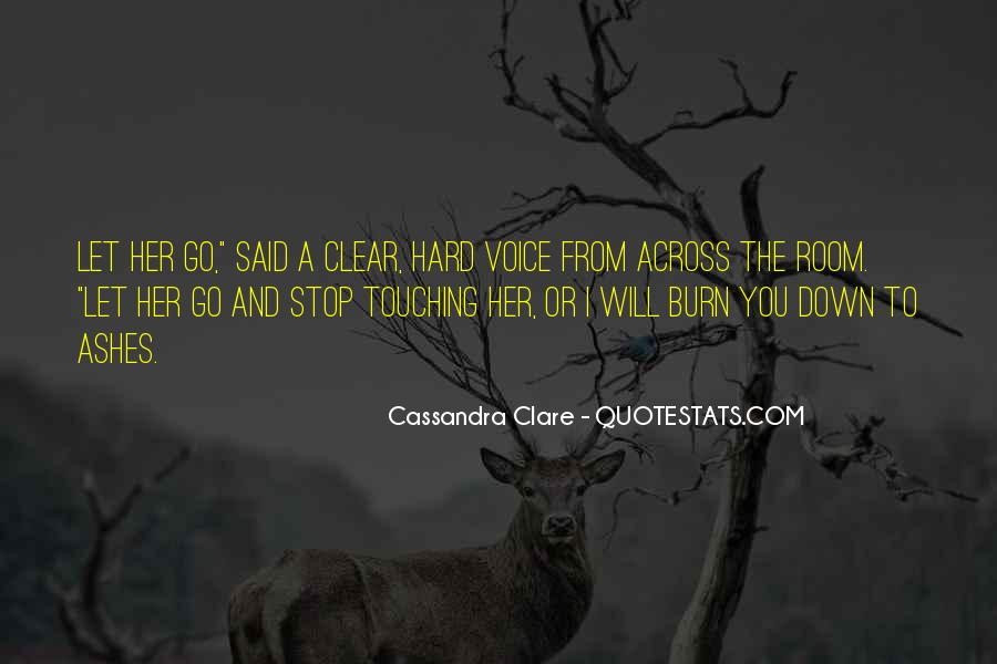 Quotes About Hard To Let You Go #1122272