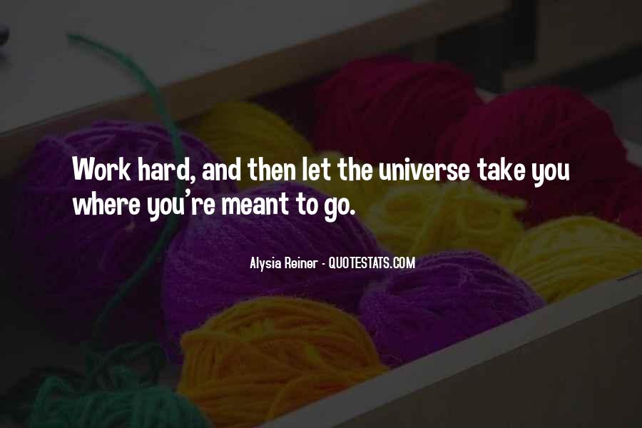 Quotes About Hard To Let You Go #146741
