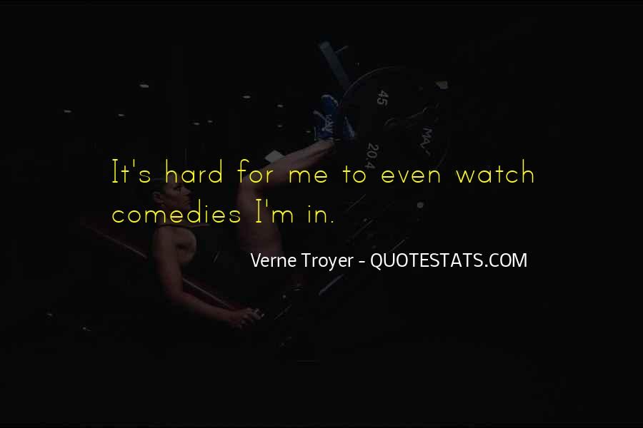 Verne Troyer Quotes #776149