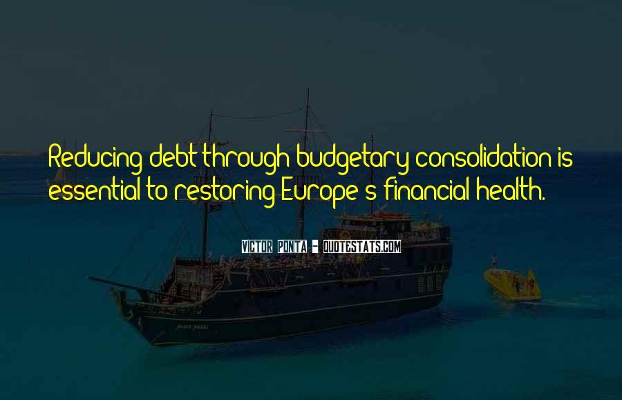 Victor Ponta Quotes #1378095