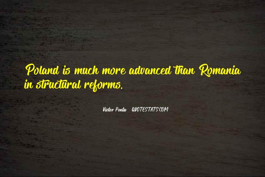 Victor Ponta Quotes #1507245