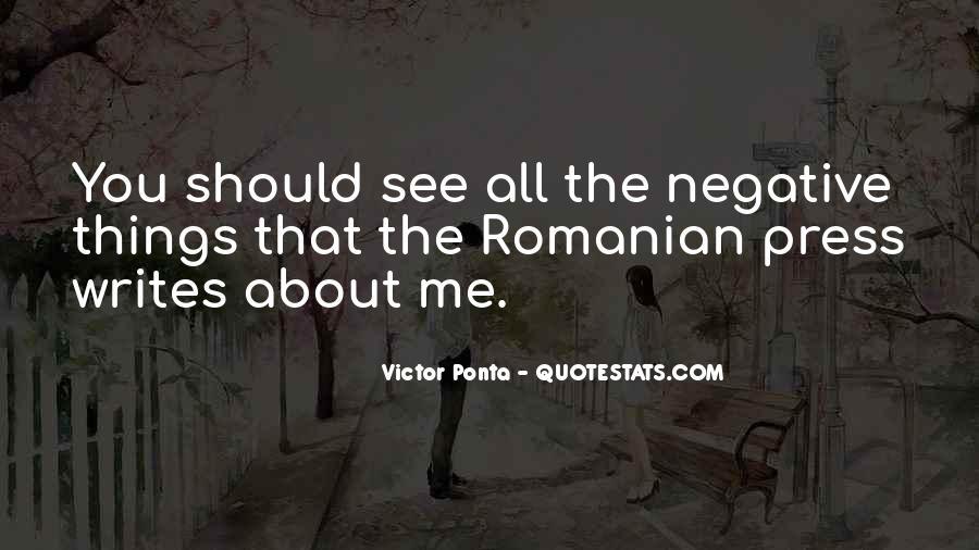 Victor Ponta Quotes #1770732