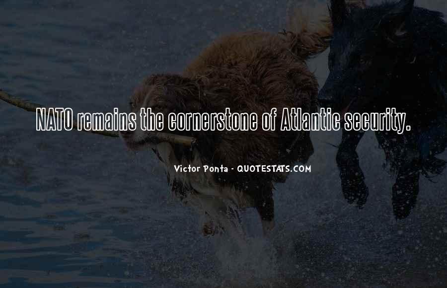 Victor Ponta Quotes #59480