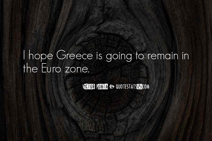 Victor Ponta Quotes #929572