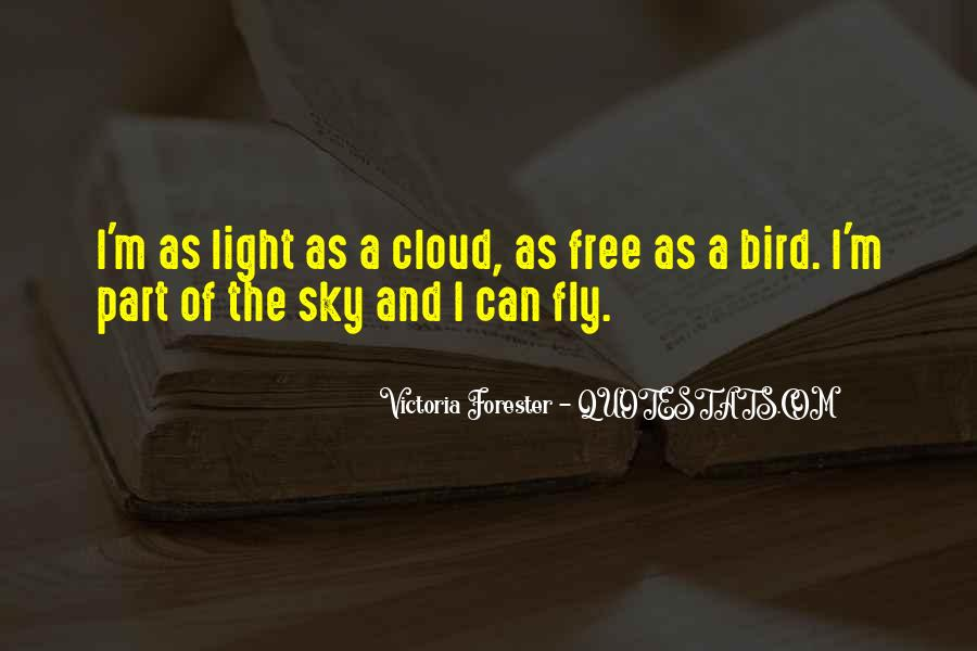 Victoria Forester Quotes #1660188