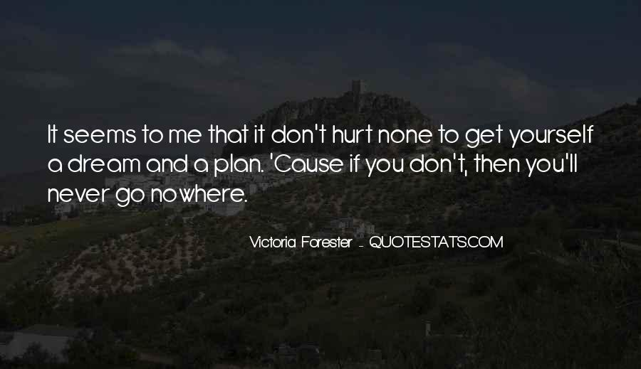 Victoria Forester Quotes #701569