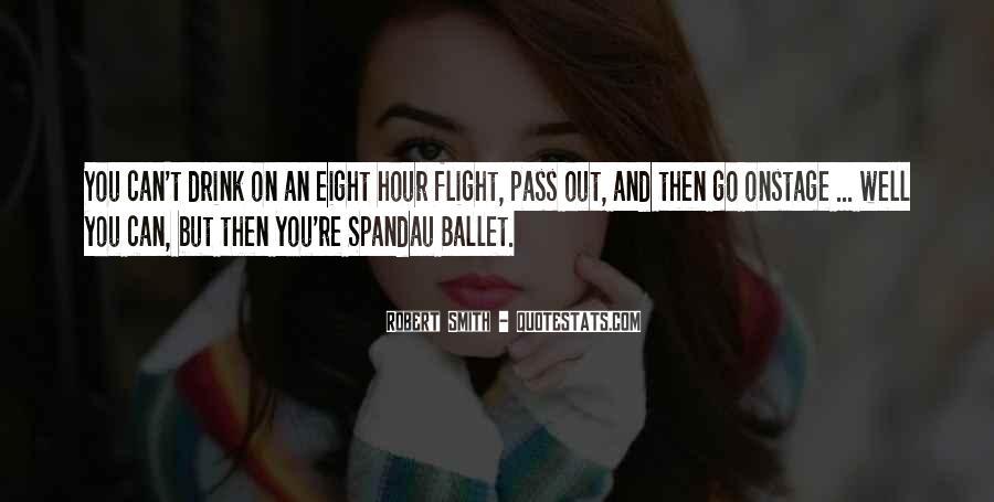 Quotes About Spandau #1685089