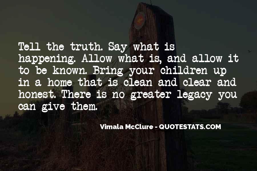 Vimala Mcclure Quotes #1530514