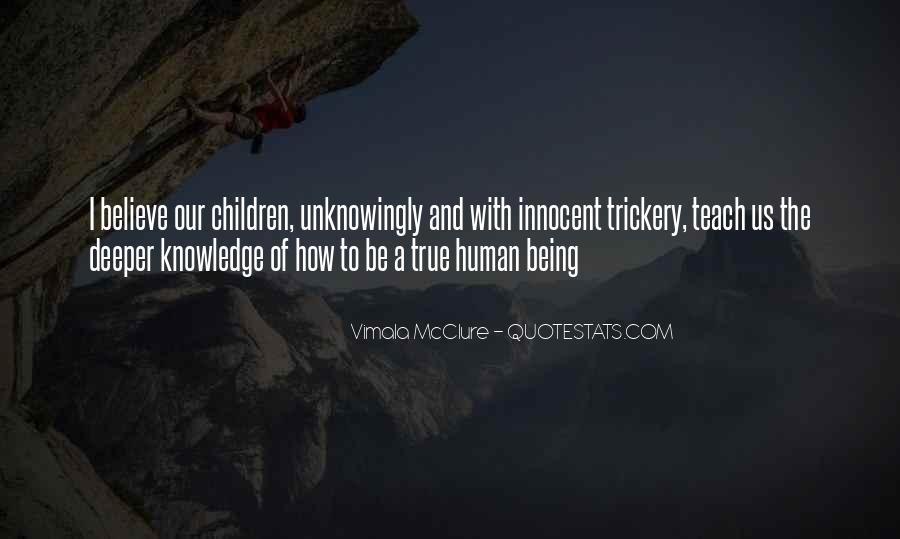 Vimala Mcclure Quotes #1649912