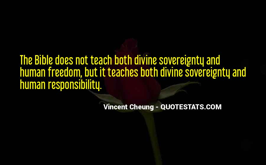 Vincent Cheung Quotes #1349422