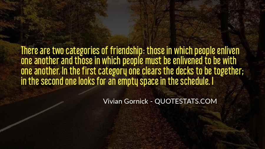 Vivian Gornick Quotes #1139207