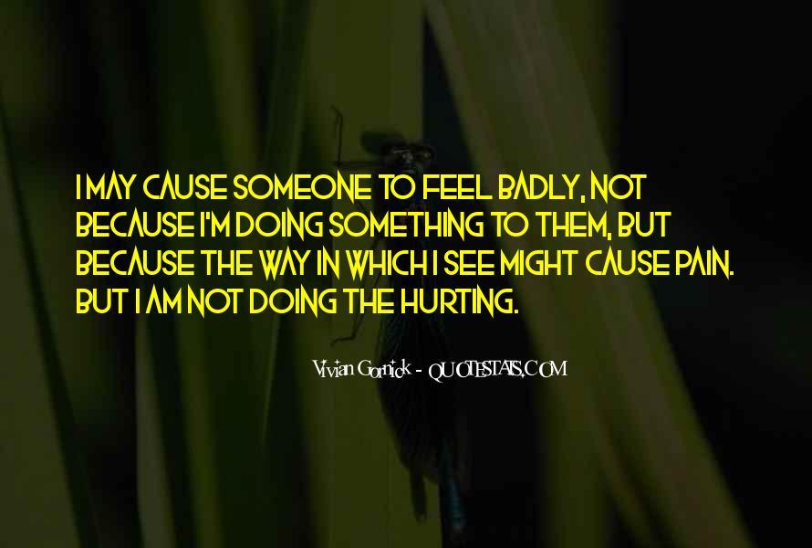 Vivian Gornick Quotes #1434861