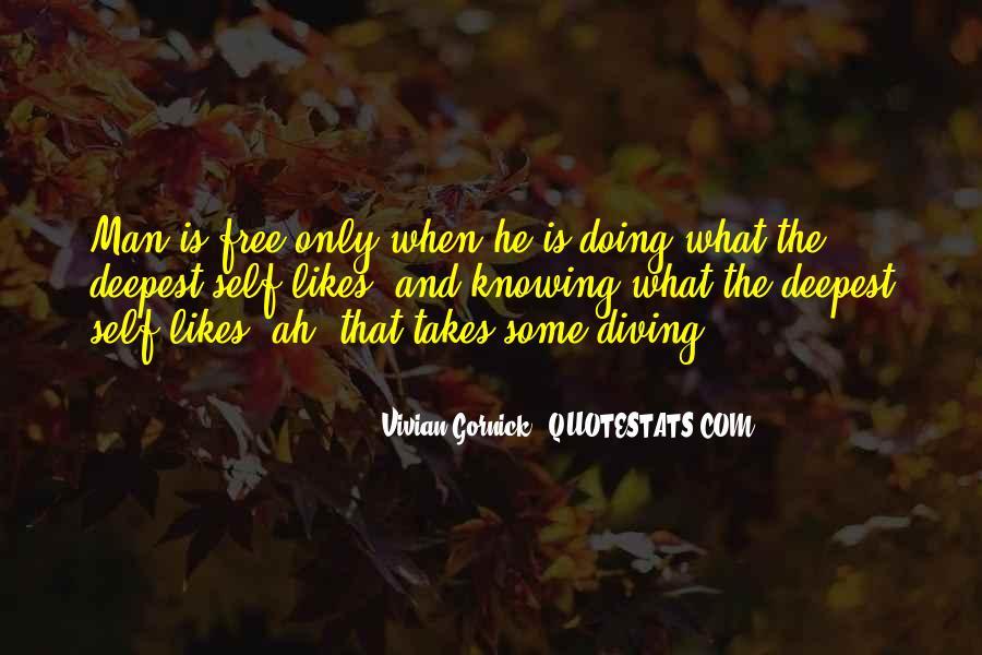 Vivian Gornick Quotes #1514893