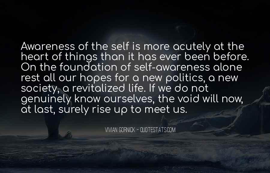 Vivian Gornick Quotes #165084
