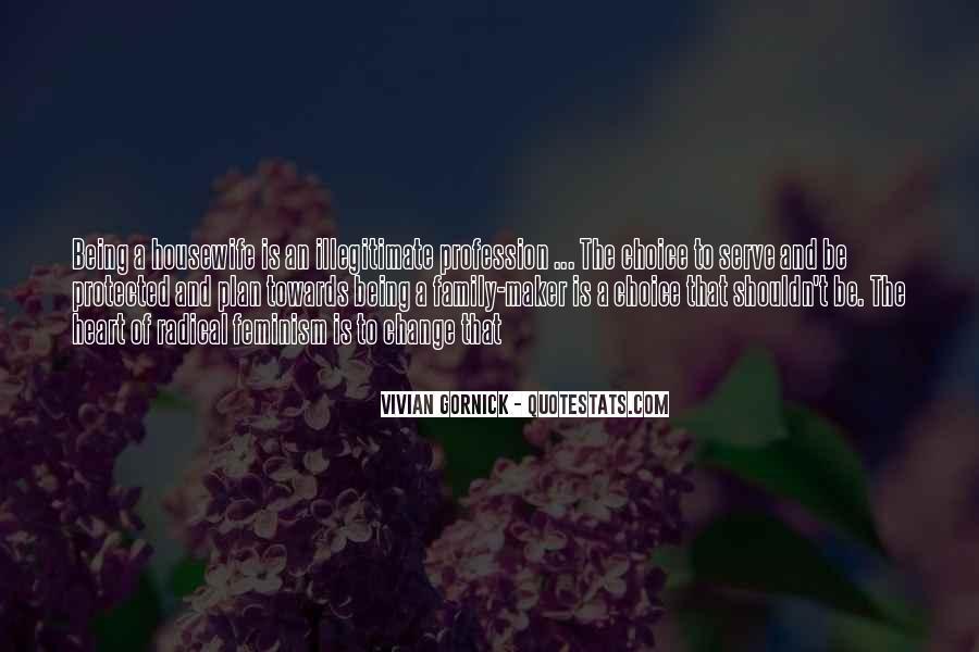 Vivian Gornick Quotes #1855418