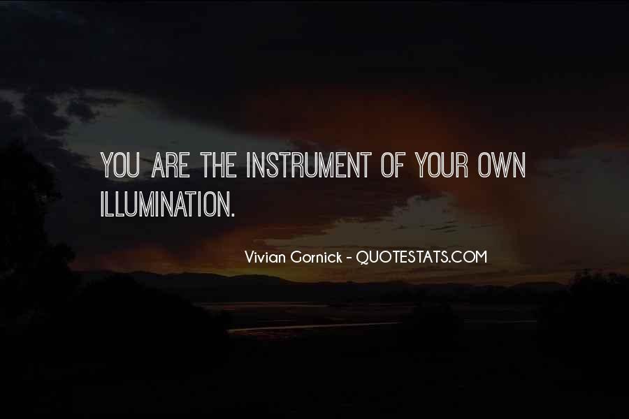 Vivian Gornick Quotes #1867046