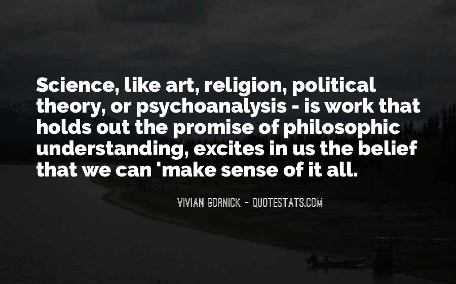 Vivian Gornick Quotes #215704