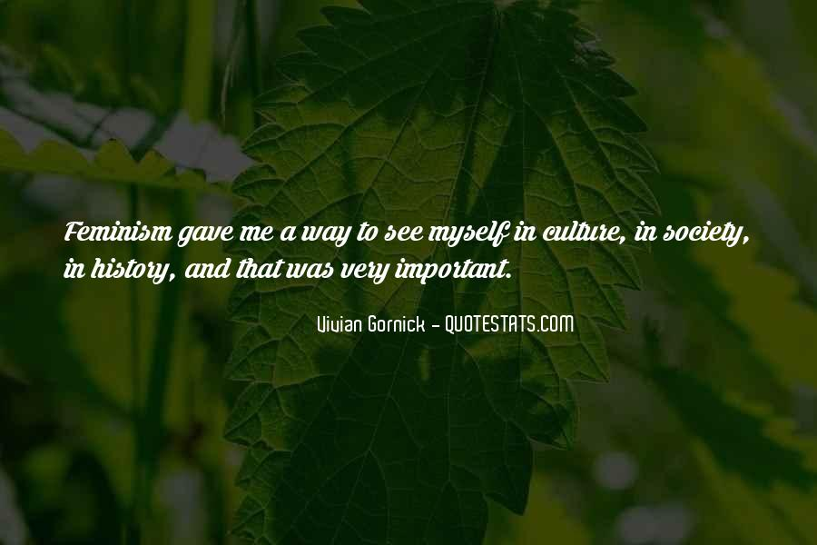 Vivian Gornick Quotes #314350