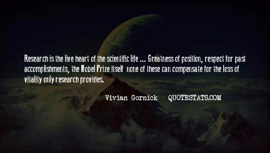 Vivian Gornick Quotes #636504