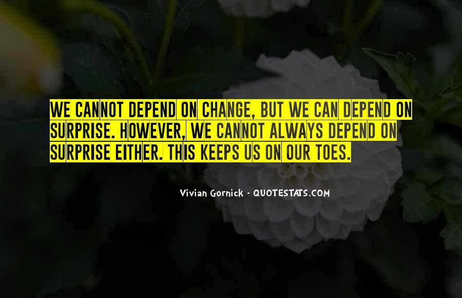 Vivian Gornick Quotes #645591