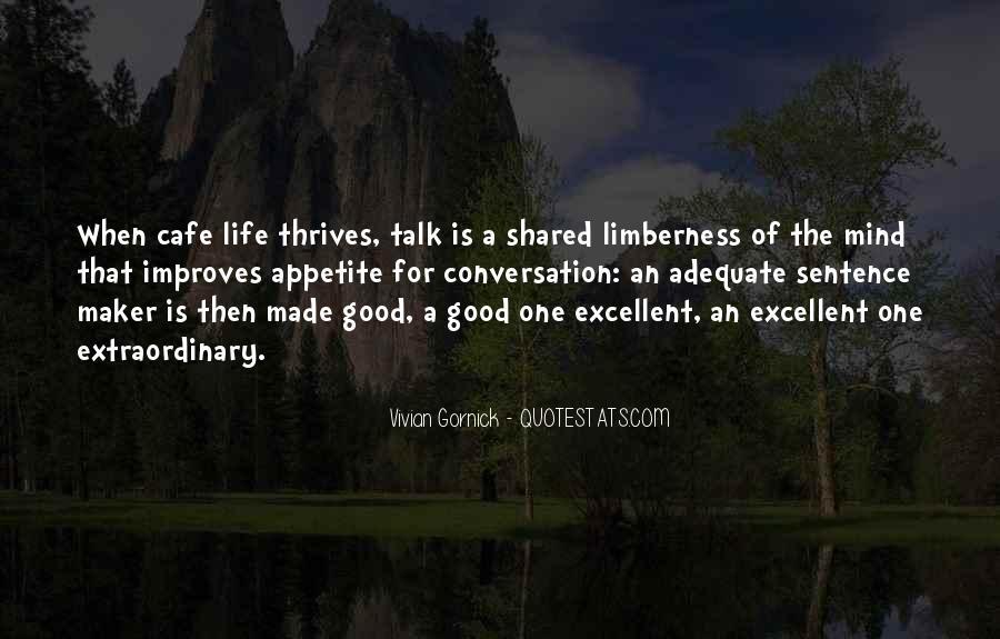 Vivian Gornick Quotes #862208