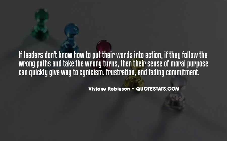 Viviane Robinson Quotes #1640705