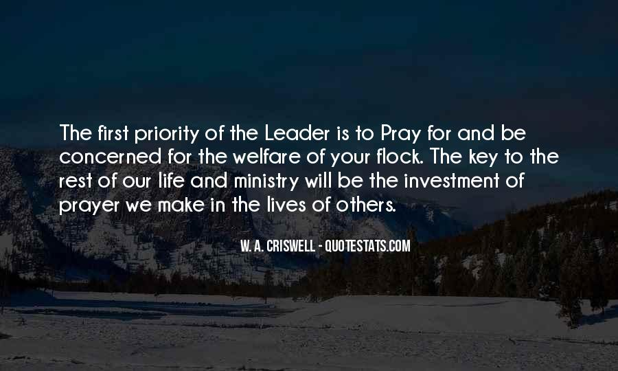 W A Criswell Quotes #235373