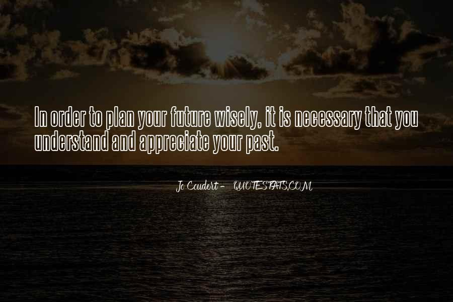 Quotes About Your Past #23776