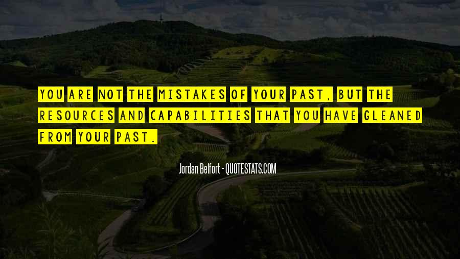 Quotes About Your Past #28171