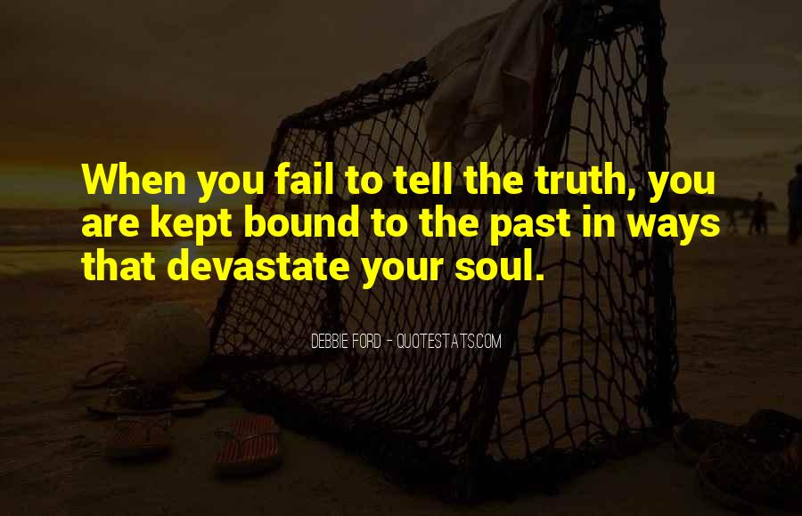 Quotes About Your Past #36179