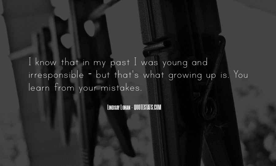 Quotes About Your Past #47770
