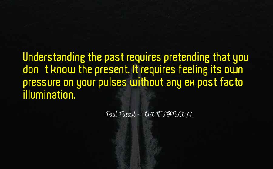 Quotes About Your Past #53389