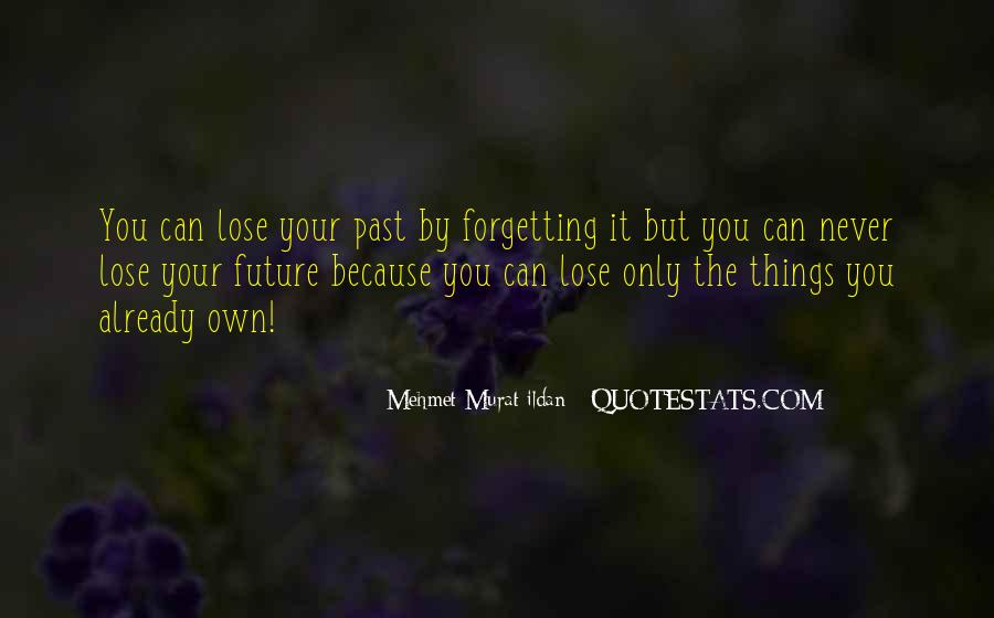 Quotes About Your Past #78823