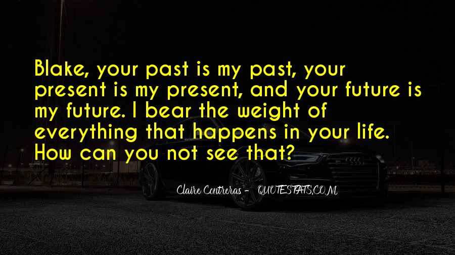 Quotes About Your Past #84345