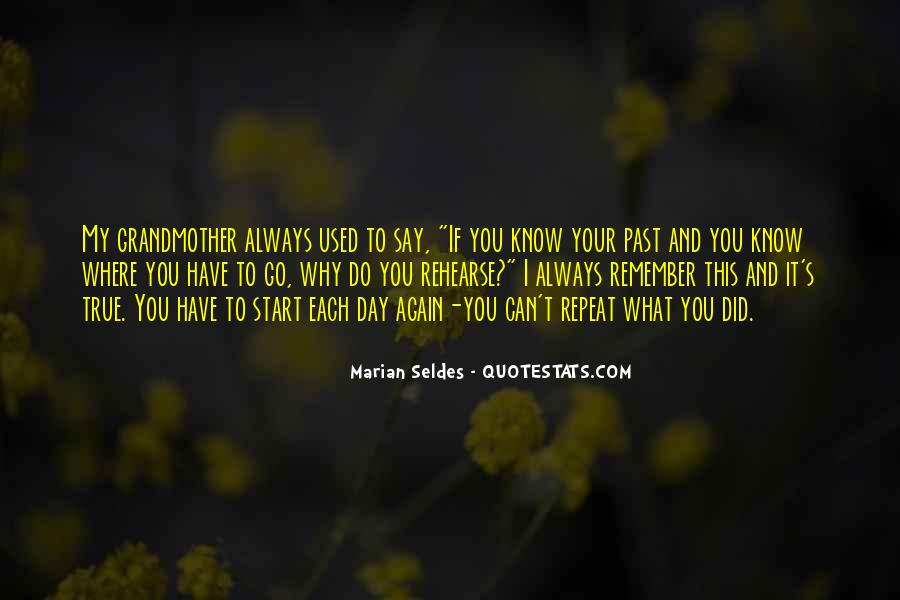 Quotes About Your Past #86557