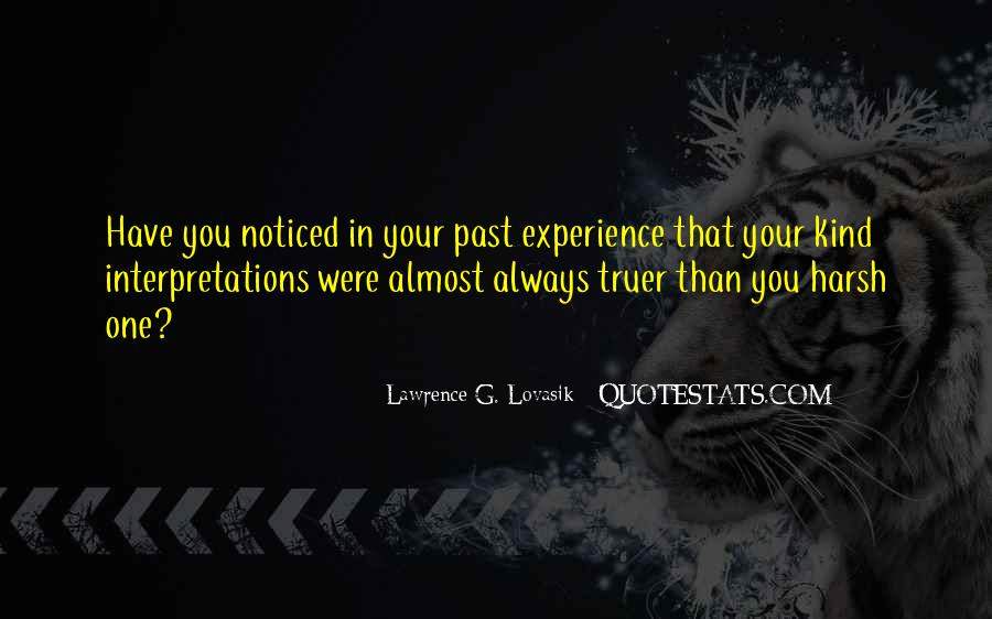 Quotes About Your Past #89309