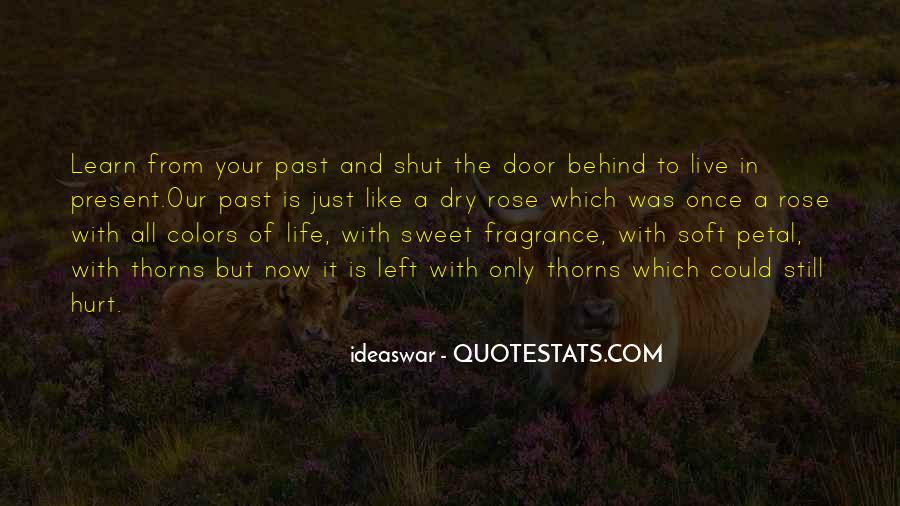 Quotes About Your Past #99589