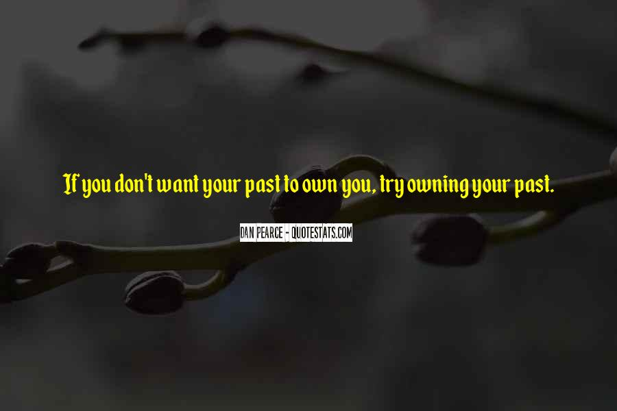 Quotes About Your Past #99591