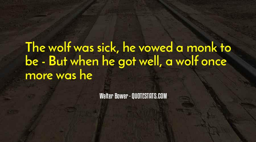 Walter Bower Quotes #1233871