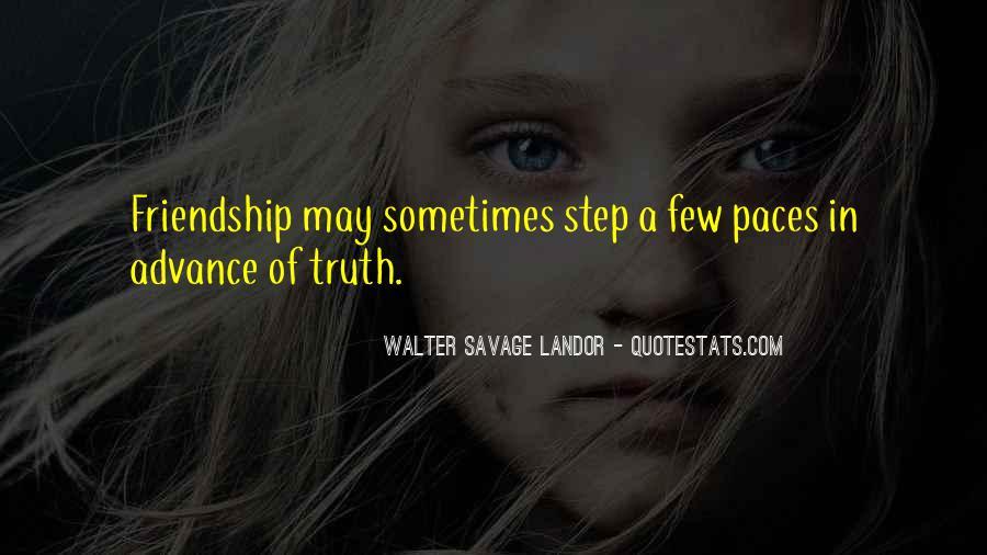 Walter Savage Landor Quotes #104248
