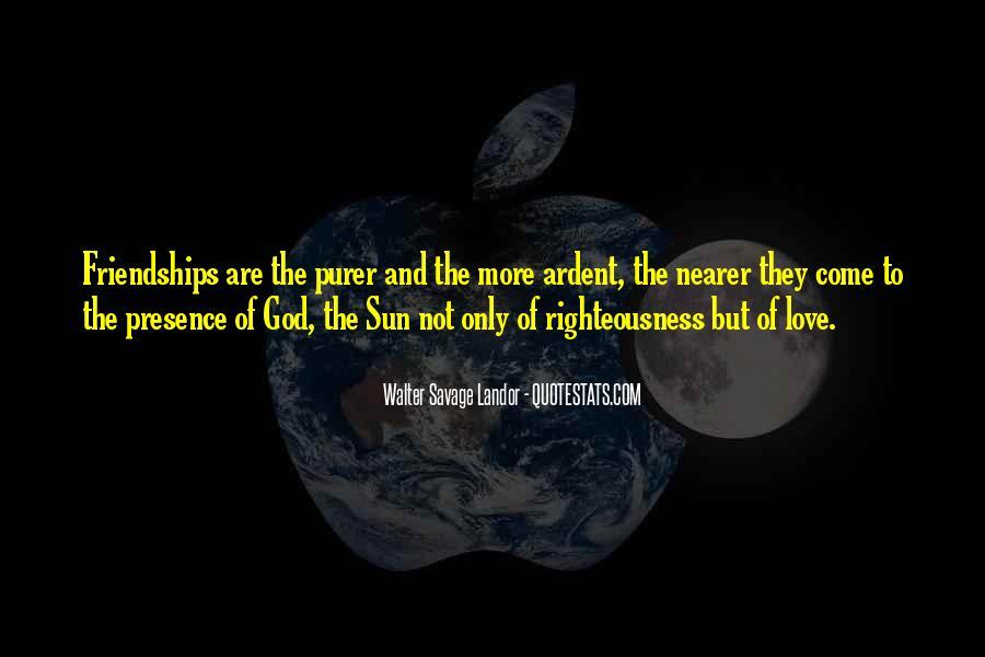 Walter Savage Landor Quotes #127554
